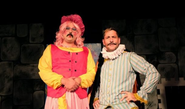 Shakespeare: The Pantomime